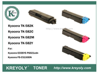 TK-580/582/583/584 COLOR TONER FOR FS-C5150DN/5205DN/5105DN/P6021cdn