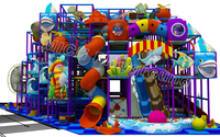 Indoor playground toys for children 7019A
