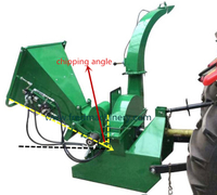 TMH models with 60° Cutting Angle Chipper