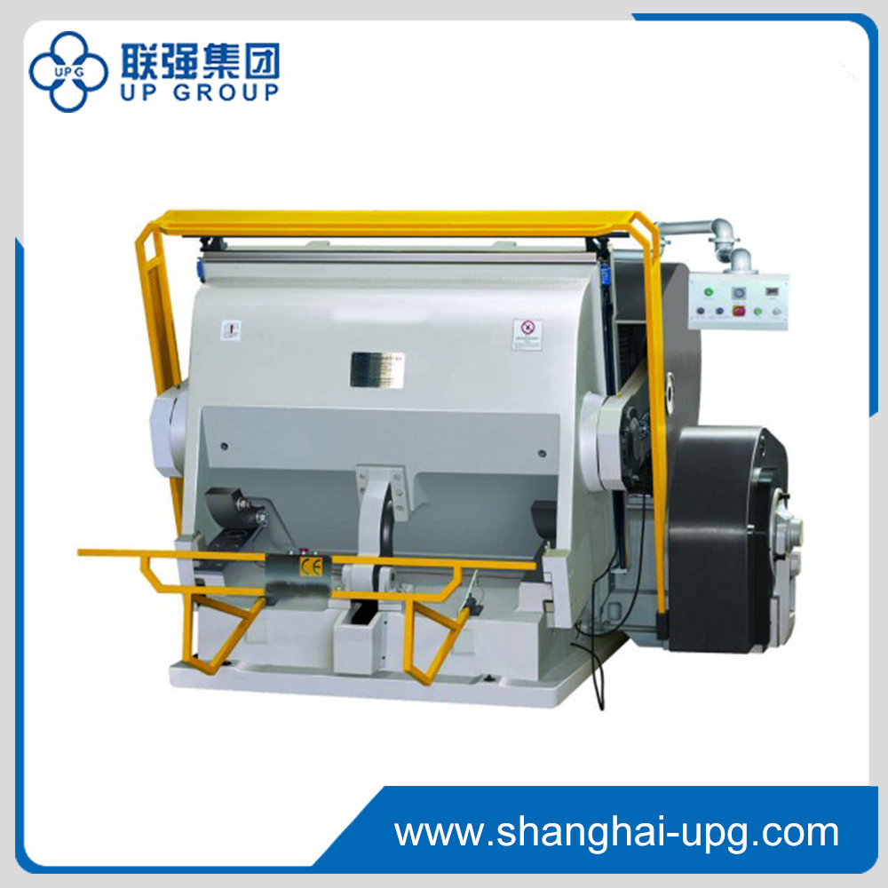 ML 1600 1800 2000 Type Flat Press Creasing Die Cutting Machine