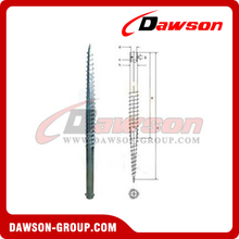 DSb02 N65×1200 Earth Auger N Ground Pile Series
