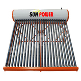 Stainless Steel Unpressurized Solar Water Heater (SPC)