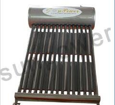 Unpressurized Solar Products Solar Water Heater