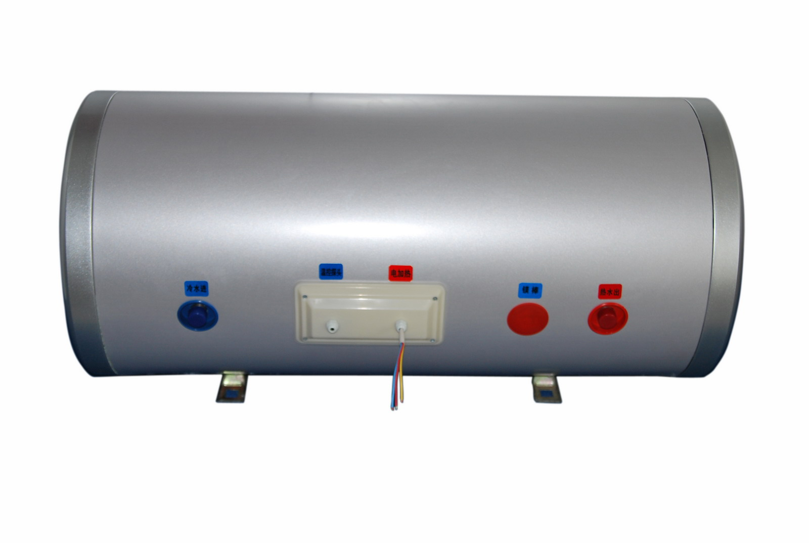 how to turn on hot water tank