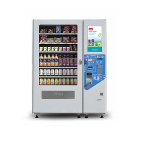 VCM3-5000C Smart Touch Screen Combo Vending Machine