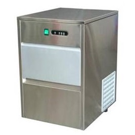 ZBY-20 Stainless Steel Bullet Ice Machine