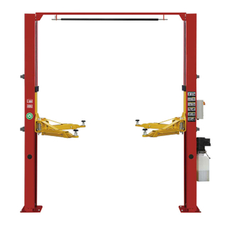 ESW2240A Double Parking Car Lift Scissor 2 Columns Car Lift 4000kgs