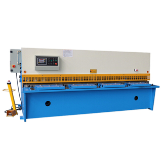 QC12Y-6X2500 Hydraulic Sheet Metal Shearing Machine for Cutting Plate