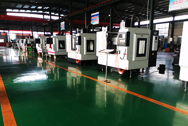How to Choose A CNC Machining Center?