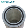 Industrial Dust Collector Filter Element Cartridge Filters