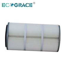 Polyester Air Filter Cartridge For Industrial Air Clean