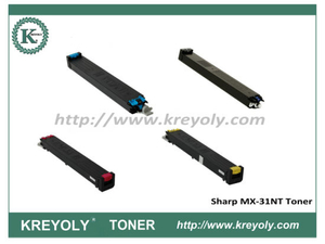 MX-31 Color Toner Cartridge for Sharp MX2600/MX3100
