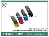 TK-8305/8306/8309/8307 COLOR TONER FOR FS-3050C/3550CI/COPIER TASKAIFA 3050CI/3550CI/3051I/3551I
