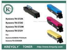 TK-570/572/574 COLOR TONER FOR PRINTER FS-C5400DN/P7035cdn