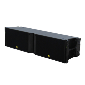 "K2 Dual 12 ""3 Way Audio Line Array Speaker"