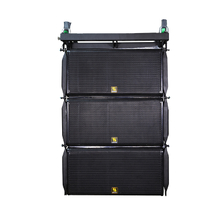 "GEO S1210A Single 12 ""Active Line Array Speaker con módulo de amplificador DSP"
