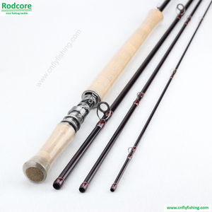 spey rod 13078-4 13ft 7/8wt