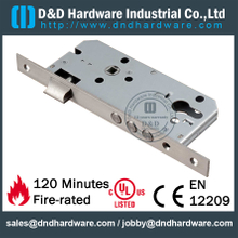 Stainless steel 304 follower mortise lock for Exterior Door- DDML5085-3R
