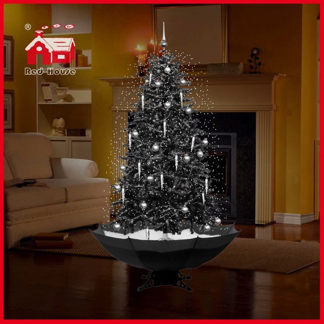 (40110U190-HW) Wholesale Cheap Popular Snowing Christmas Tree for Home Decoration