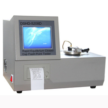DSHD-5208D Rapid Low Temperature Closed Cup Flash Point Tester