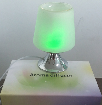 Perfume Aroma Diffuser with Changeable Lighting