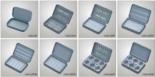 1300 series aluminium fly box