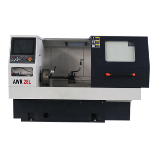 CNC Machine AWR28L Rim And Wheels Repair Lathe Machine