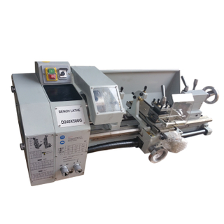 D240X500 Gear Change Lathe Machine for Sale