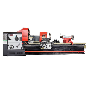 CW6280B Conventional Horizontal Heavy Gap Lathe Machine with CE