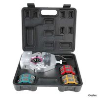 Manual A/C Hose Crimping Tool Kit IG-71550 Is Applicable for Beadlocking Fitting