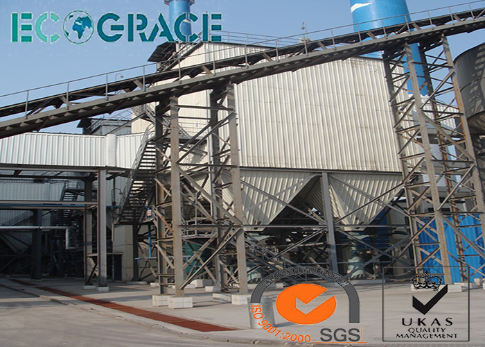 Steel Works Flue Gas Filtration Equipment Dust Collector