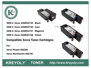 Compatible Xerox Phaser 6022NI WorkCentre 6027NI Toner