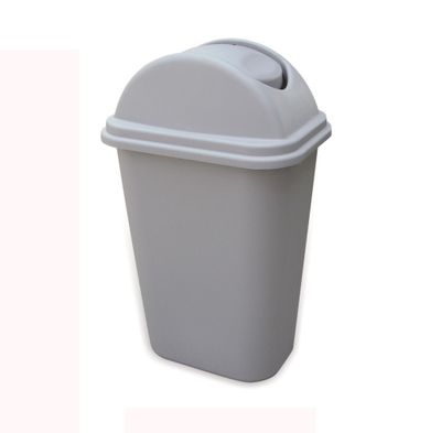 Plastic Outdoor Trash Can Dustbin (KL-032)