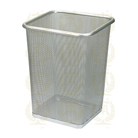 Square Trash Can for toilet with iron KL-57