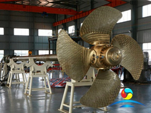1030kw Diesel Engine Driven Marine Controllable Pitch Propellers With CCS