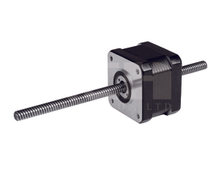 NEMA 17 Non-Captive Linear Stepper Motor