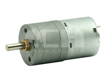 25mm DC Geared Reducer