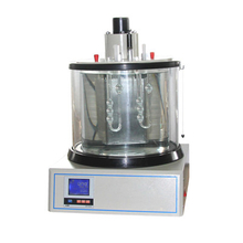 DSHD-265E Petroleum Products Kinematic Viscosity Tester (Capillary Viscometer Method) (180degree)