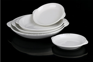 Tableware for Food Dish with Melamine (TP-2458)