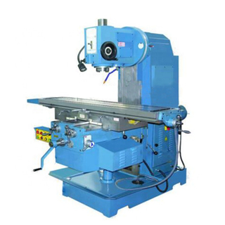 X5136S Vertical Type Mill Machinery Variable Speed Universal Milling Machine with CE
