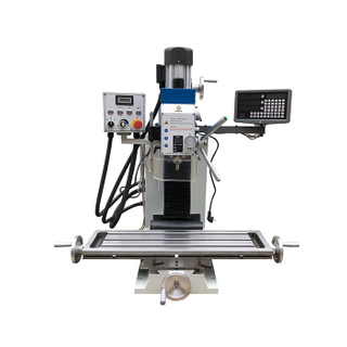 ZAY7035V VARIABLE SPEED MILL DRILL - Milling Machines