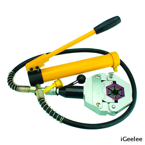 Separable Hydraulic Hose Crimping Tool AG-7842B Hand Operated Hydraulic Hose Crimping tool