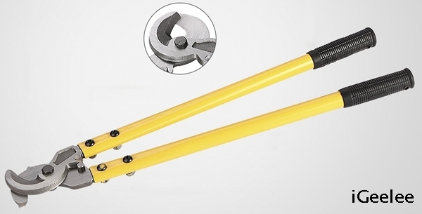 Hand Cable Cutting Tool LK-series for Aluminum Conductor with Long Handle