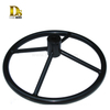Carbon Steel Plate Welded Handwheel