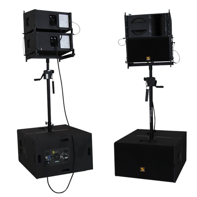 VR10 & S30 Active Line Array System
