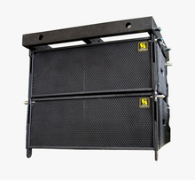 W8LM Powered Touring e Teatro 8 polegadas Mini três vias Line Array Speaker