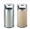 Indoor Stainless Steel Lobby Dustin Bin (YH-157)