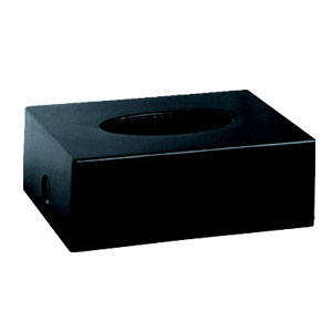 Counter top Plastic Tissue Box used in Restaurant KW-A051