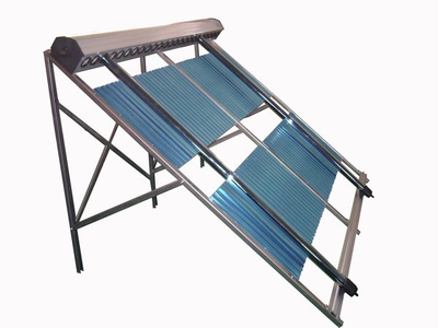 Heat Pipe Solar Collector with Reflector (SPA/B)