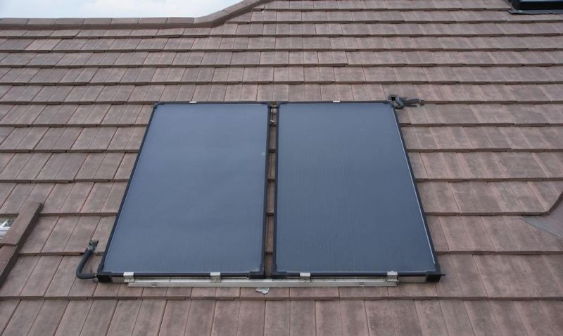 Solar Heating Collectors